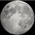 Full Moon 11-1-12 at Orion Store